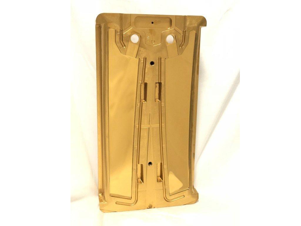 PVDコーティング Mold Plast